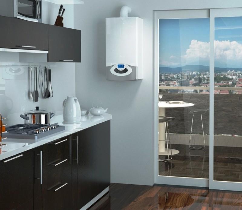 Ariston este unul din promotorii centralelor in condensatie pentru apartament
